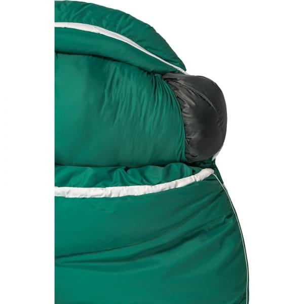 Grüezi Bag Biopod DownWool Subzero - Daunen- & Wollschlafsack pine green - Bild 28