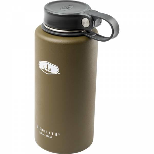 GSI MicroLite 1000 Twist - Thermoflasche olive - Bild 10