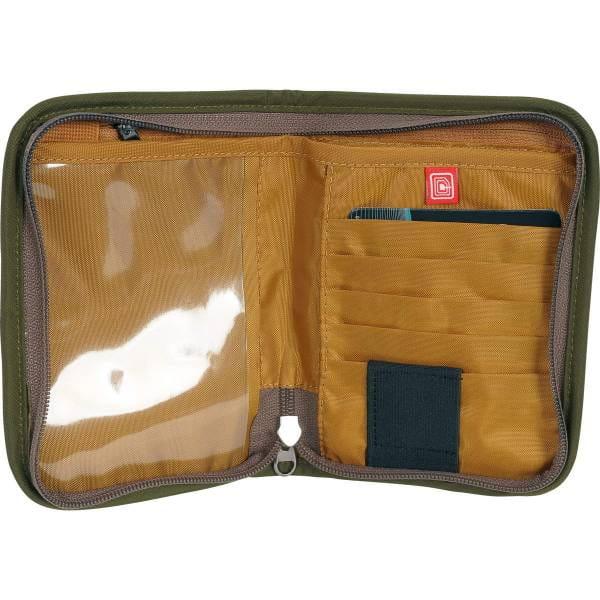 Tatonka Travel Zip M - RFID BLOCK - Dokumenten-Tasche olive - Bild 4