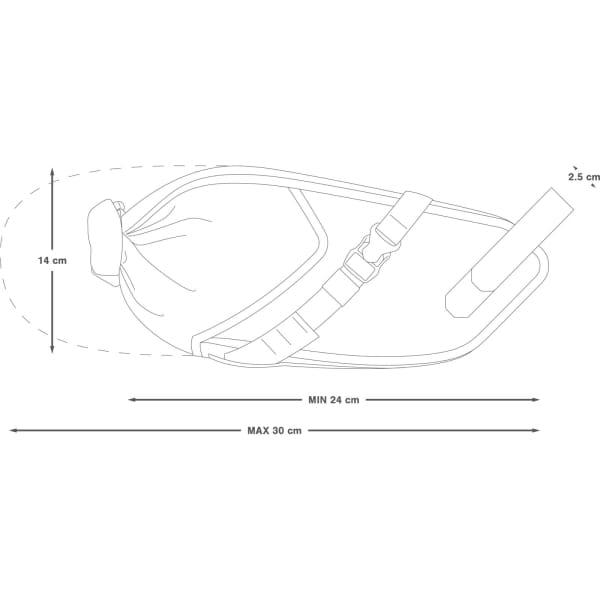 Apidura Backcountry Saddle Pack 4.5 L - Satteltasche - Bild 1