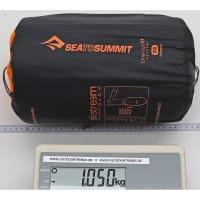 Vorschau: Sea to Summit EtherLite XT Extreme Rectangular - Schlafmatte black-orange - Bild 6