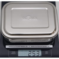 Vorschau: Tatonka Lunch Box I 1000 ml - Edelstahl-Proviantdose stainless - Bild 2