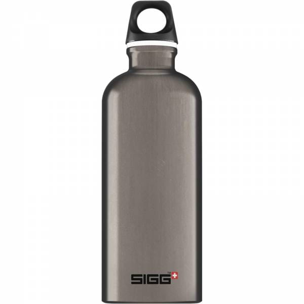 Sigg Traveller 0.6L - Alutrinkflasche smoked pearl - Bild 4