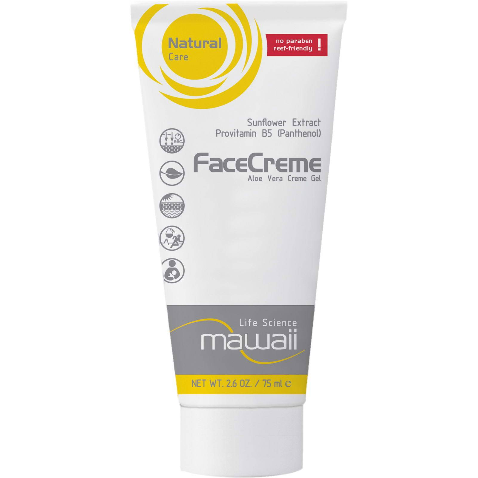 mawaii FaceCreme Gel - Pflegegel - Bild 1