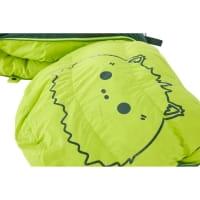 Vorschau: Y by Nordisk  Tension Junior - Kinderschlafsack scarab-lime - Bild 8