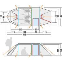 Vorschau: Tatonka Polar 3 - Drei-Personen-Zelt - Bild 8