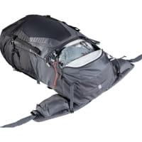 Vorschau: deuter Futura Air Trek 50 + 10 - Trekkingrucksack black-graphite - Bild 19