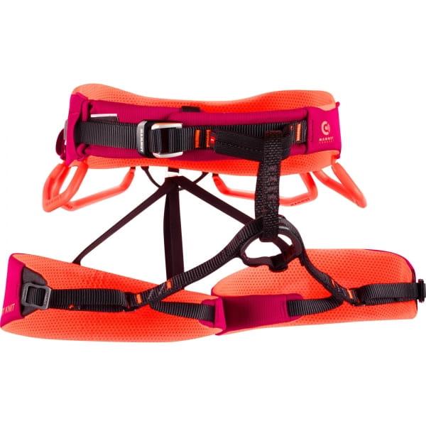 Mammut Comfort Knit Fast Adjust Women's - Klettergurt sundown-safety orange - Bild 1