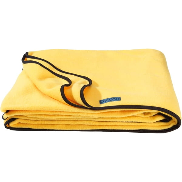 COCOON Fleece Blanket - Decke freesia - Bild 1