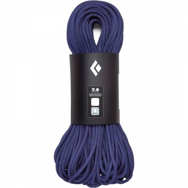 Black Diamond 7.9 Rope Dry - Halbseil purple - Bild 2