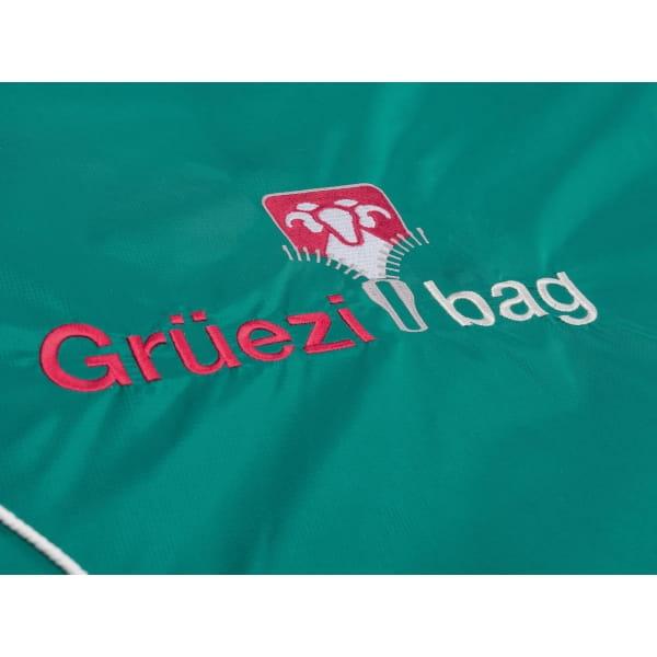 Grüezi Bag Biopod Wolle Goas Comfort - Deckenschlafsack dark petrol - Bild 2