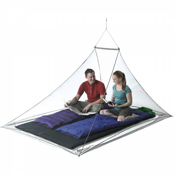 Sea to Summit Nano Mosquito Net Double Standard - Bild 2