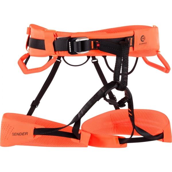 Mammut Sender - Klettergurt safety orange - Bild 1