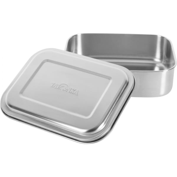 Tatonka Lunch Box I 800 ml - Edelstahl-Proviantdose stainless - Bild 1