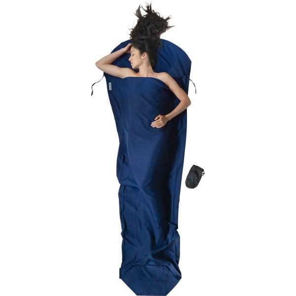 COCOON Microfiber MummyLiner - Inlet twilight blue - Bild 2