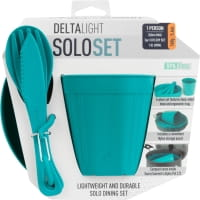 Vorschau: Sea to Summit DeltaLite Solo Set 1.1 - Geschirrset pacific blue - Bild 14