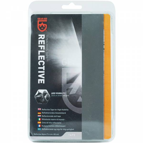 GEAR AID  Tenacious Reflective - Reparaturband - Bild 1
