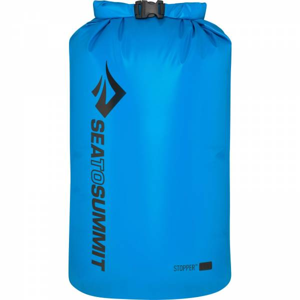 Sea to Summit Stopper Dry Bag - robuster Packsack blue - Bild 1