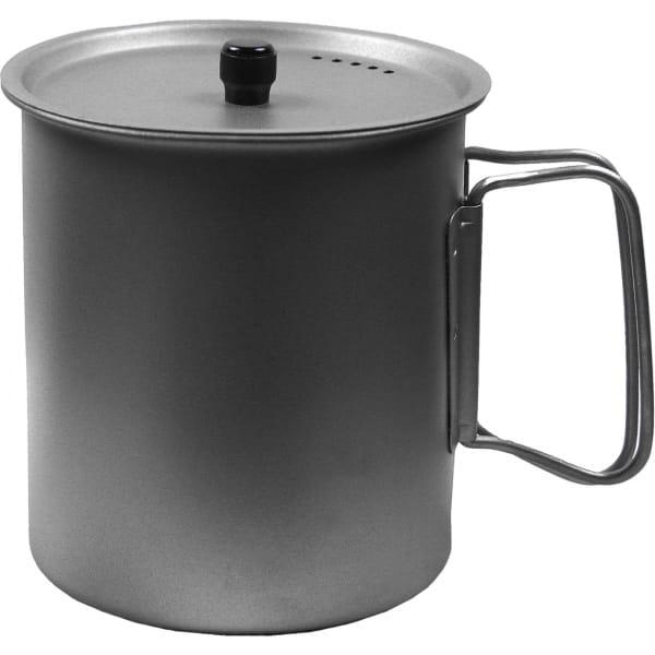 VARGO Ti-Lite Mug 0,75L - Titan Becher - Bild 1