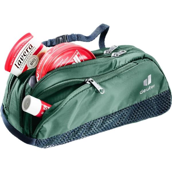 deuter Wash Bag Tour II - Wasch-Tasche seagreen-navy - Bild 3