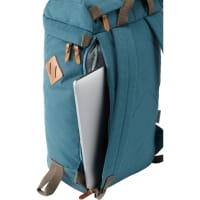 Vorschau: Lowe Alpine Pioneer 26 - Daypack mallard blue - Bild 8