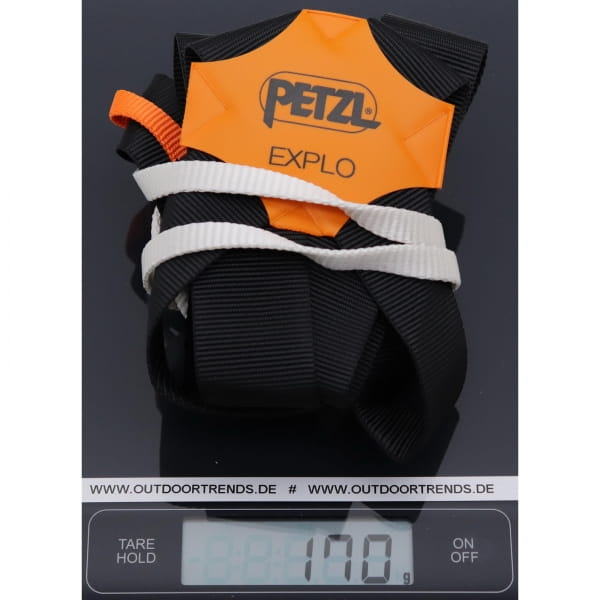 Petzl Explo - Speläologie-Brustgurt - Bild 4