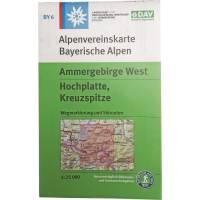 DAV BY06 Ammergebirge West