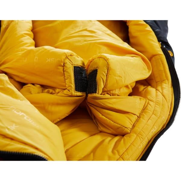 Nordisk Oscar -10° Mummy - Winterschlafsack rio red-mustard yellow-black - Bild 6