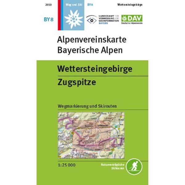 DAV BY08 Wettersteingebirge, Zugspitze - Bild 1