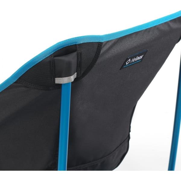 Helinox Incline Festival Chair - Faltstuhl black-blue - Bild 5
