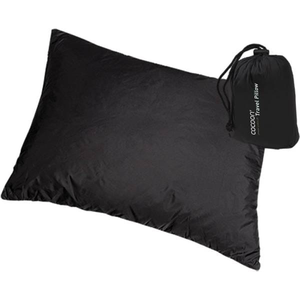 COCOON Synthetic Pillow SP Medium - Reise-Kopfkissen charcoal - Bild 1