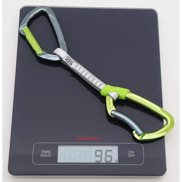 Climbing Technology Lime Set DY - Express-Set - Bild 6