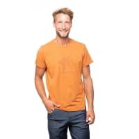Vorschau: Chillaz Men's Cow - T-Shirt rust - Bild 2