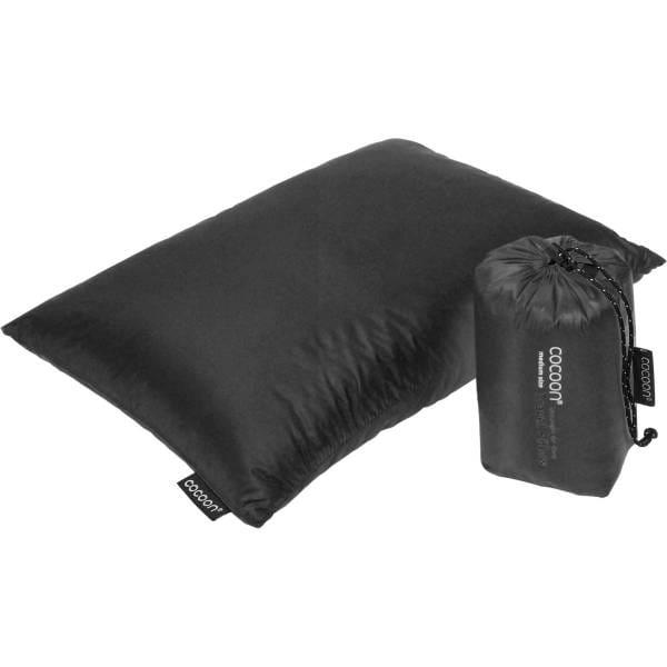 COCOON Down Pillow Large - Daunen-Kopfkissen charcoal - Bild 1