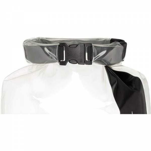 Sea to Summit Clear Stopper Dry Bag - druchsichtiger Packsack - Bild 5