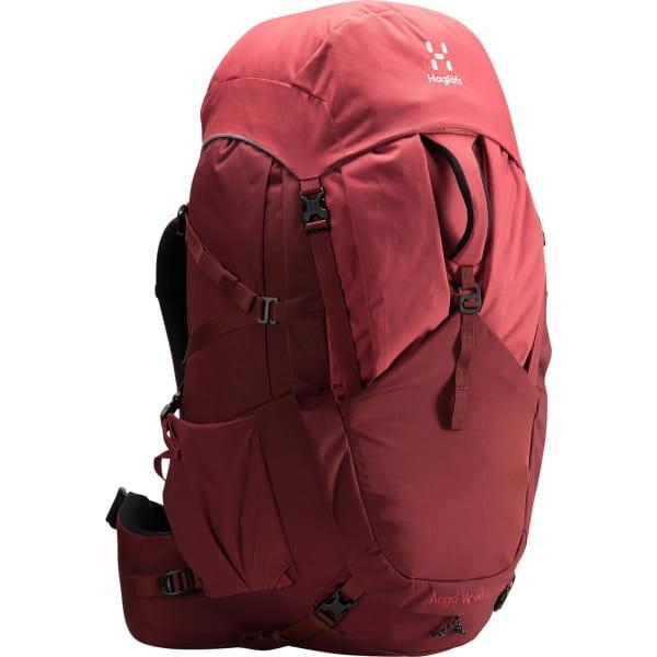 Haglöfs Ängd 60 Women's - Trekkingrucksack light maroon red-brick red - Bild 1