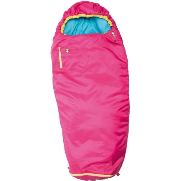 Grüezi Bag Kids Grow Colorful - Schlafsack für Kinder rose - Bild 6