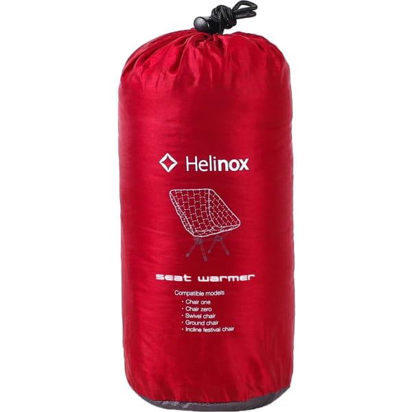 Helinox Chair One Seat Warmer scarlet-iron - Bild 13