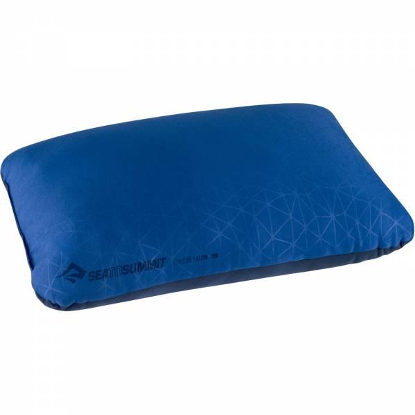 Sea to Summit Foam Core Pillow Large - Kopfkissen navy blue - Bild 4