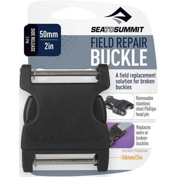Sea to Summit Field Repair Buckle Side Release 2 Pin 50 mm - Gurtschnalle - Bild 1