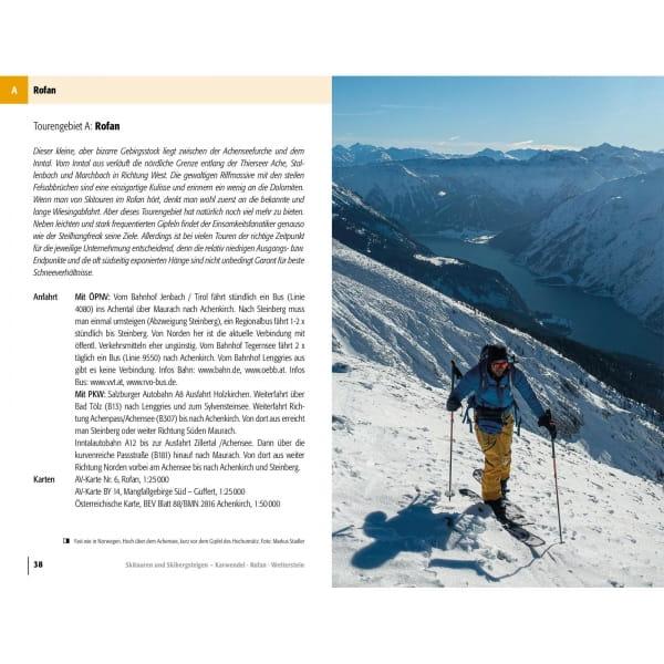 Panico Verlag Karwendel-Rofan-Wetterstein - Skitour Führer - Bild 3