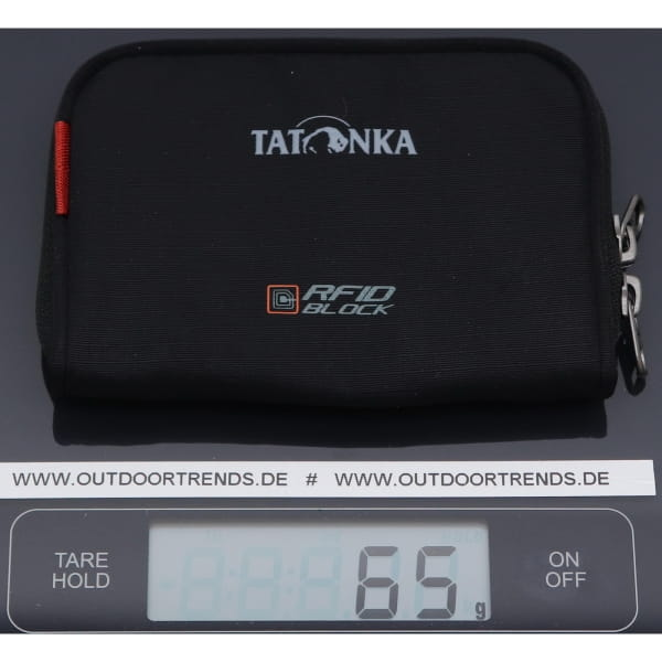 Tatonka Big Plain Wallet RFID B - Geldbörse - Bild 5