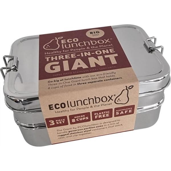 ECOlunchbox Three-in-One Giant - Proviantdose - Bild 1