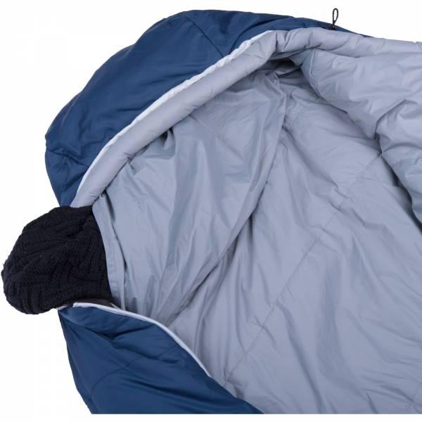 Grüezi Bag Biopod Wolle Zero - Wollschlafsack night blue - Bild 3