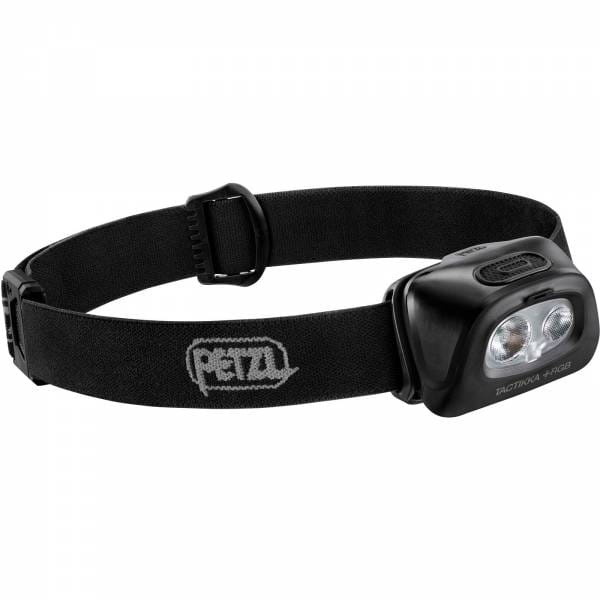 Petzl Tactikka +RGB - Kopflampe schwarz - Bild 1