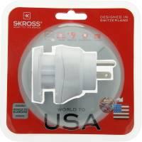 Vorschau: SKROSS Combo World to USA - Steckeradapter - Bild 6