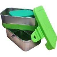 Vorschau: ECOlunchbox 3-in-1 Splash Box - Proviantdose green - Bild 2