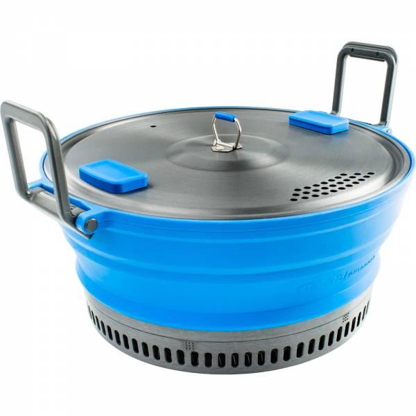 GSI Escape 2 L Pot - faltbarer Kochtopf blue - Bild 1