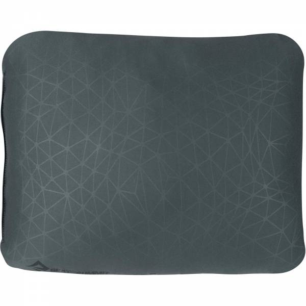 Sea to Summit Foam Core Pillow Regular - Kopfkissen grey - Bild 6