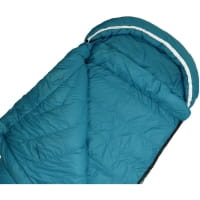 Vorschau: Grüezi Bag Biopod DownWool Subzero Comfort - Daunen- & Wollschlafsack autumn blue - Bild 7